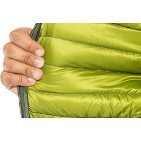 Rab Microlight Alpine Jacket Herren army/cactus